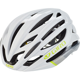 Giro Seyen MIPS Helmet Damen white/grey/citron